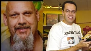 Jared Fogle attacked and Beaten in Bloody Prison Brawl @Hodgetwins