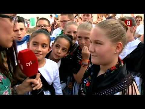 Reportaje Fiestas de Peral de Arlanza 26-06-2018