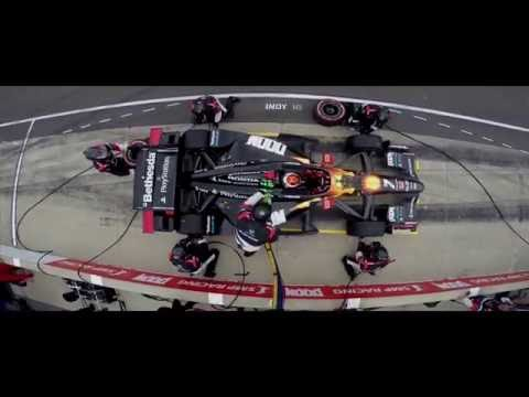 Inside an IndyCar Pit Stop with SPM
