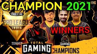 Who is winner team