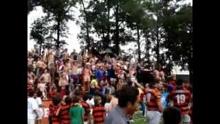 preview picture of video 'Festejo Post Partido Olivos vs Pueyrredon'
