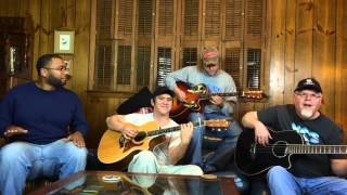Couch Covers EP#1 - As She's Walking Away by Zac Brown Band - Southern Experience Cover