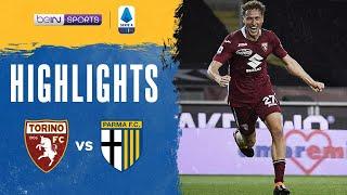 Torino 1-0 Parma Pekan 34