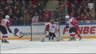 2019 Gagarin Cup, Avangard 2 CSKA 5, 13 April 2019 (Series 0-1)