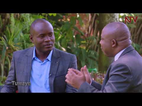 TUWAYE: Omutume Christopher Mwesigwa ayogera ku nneeyisa y'abavubuka n'ekisaddaaka bantu