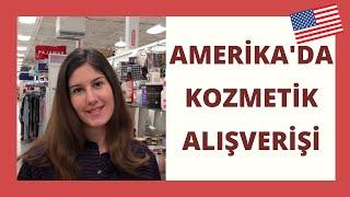 Amerika'da Kozmetik Alışverişi - Ucuz fiyatlar - İlginç Ürünler | Ceyda Sinağ