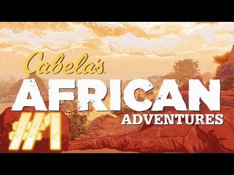 Видео № 0 из игры Cabela's African Adventures [Xbox One]