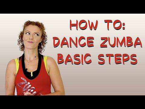 How to: Dance Zumba basic steps!