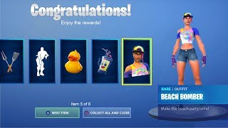 HOW TO GET FREE 14 DAYS OF SUMMER REWARDS IN FORTNITE! [14 Days Of Summer Challenges] *NEW*