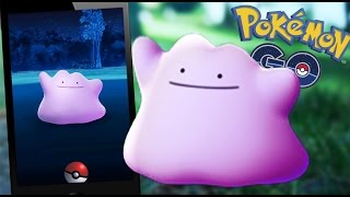 Ditto  - (Pokémon) - POKEMON GO - EL SECRETO DE DITTO EL MAS DIFÍCIL DE ENCONTRAR - NexxuzHD