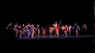 A Chorus Line: Montage Number 4 Temple University
