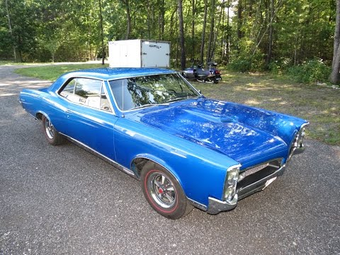 1967 Pontiac GTO for Sale - CC-907324