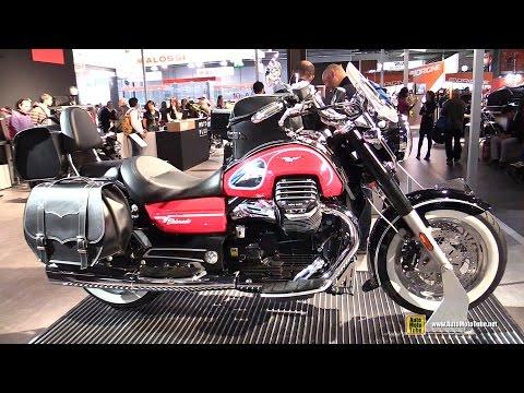 2015 Moto Guzzi Eldorado - Walkaround - 2014 EICMA Milan Motorcycle Exhibition