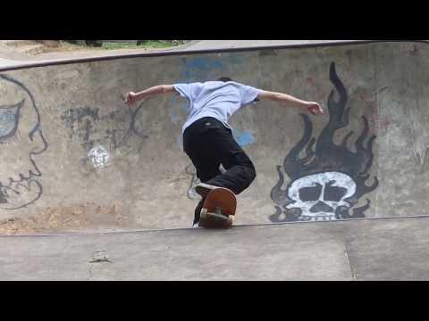 Skateboarding Newport Oregon Skatepark & Waldport Oregon Skatepark - Curbs Coffee & Chaos