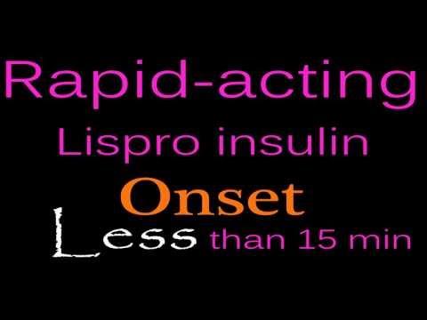 Insuline soluble génétiquement