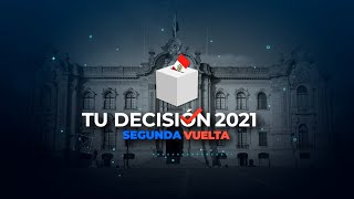Cobertura Especial – Segunda Vuelta de las Elecciones Presidenciales en el Perú