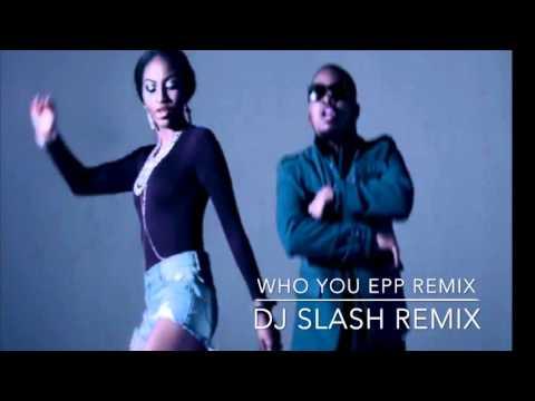 Olamide ft Reminsice , Phyno, Chinco Ekun - WHO YOU EPP REMIX