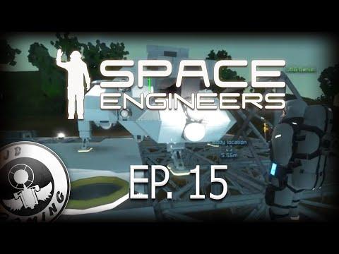 [CZ-LP] Space Engineers #15 - Průzkum