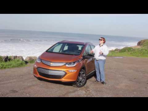 2017 Chevrolet Bolt EV First Drive Review