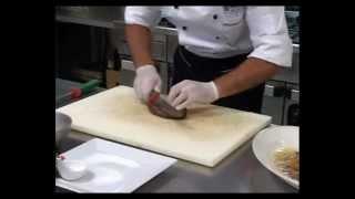 preview picture of video 'Trattoria La Curt: Ricetta Petto D'Anatra'