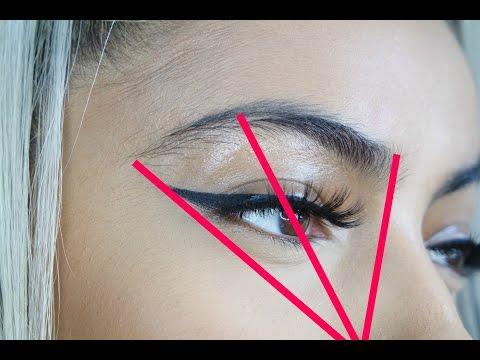 Wie zupfe ich meine Augenbrauen ??? | TALI QUINDIO