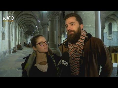 La Sainte Tunique : l'action des volontaires