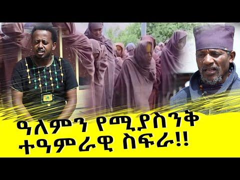 አለምን ያሚያስንቅ ድንቅ ቦታ፡ Donkey Tube : Comedian Eshetu