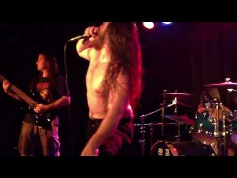 undead process -return to death live at the cafe chaos montreal
