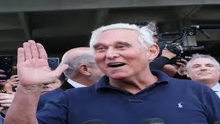 Gag order  Judge asks Roger Stone to explain book release   UPI.com