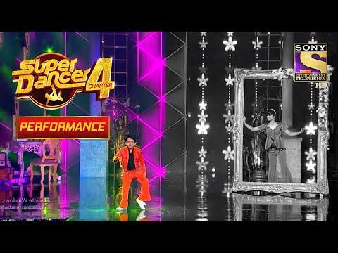 संचित के नृत्य ने कोरंग को चित्रित किया | सुपर डांसर 4 | सुपर मस्कुलर 4