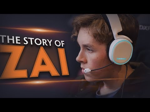 Secret.Zai - The Story Of The Legendary Offlaner
