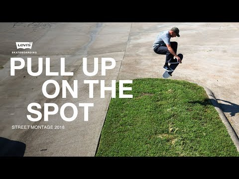 Image for video Levi's | Pull Up On The Spot - Street Montage 2018