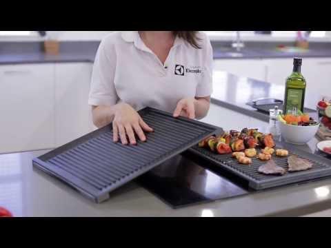 Plancha Grill Induccion www.funnatic.es Disfrute del sabor y el mejor control