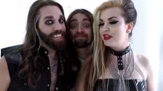 THE AGONIST   Gates Of Horn And Ivory (OFFICIAL VIDEO)