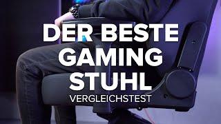 Noblechairs Hero Black Edition im Test: Der beste Gaming Stuhl | [deutsch]
