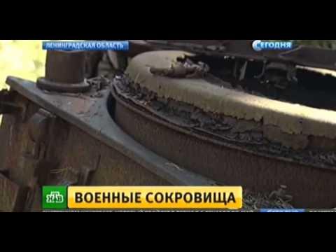 , title : 'Под Петербургом нашли уникальный склад военной техники времен ВОВ'