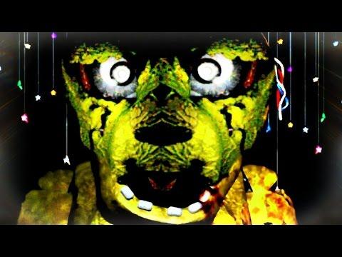 ПЛЮШЕВЫЕ ГАНДОНЫ АТАКУЮТ   Five Nights at Freddy`s 3 - Часть 4