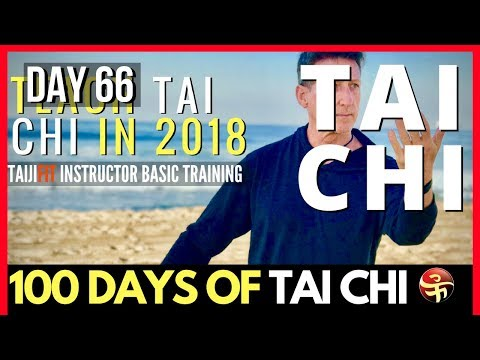 How to become a TaijiFit instructor in 2018 | 100 Days of Tai Chi ...
