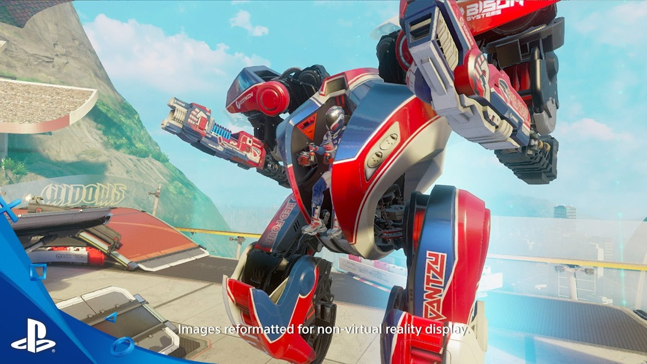 RIGS Mechanized Combat League: Introducing the Sentinel Class