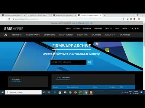 How to Download All Samsung Firmware | SamMobile Account | Samsung Flash File Kaise Download Kare