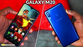 Samsung Galaxy M20 Review: A Good Budget Phone?