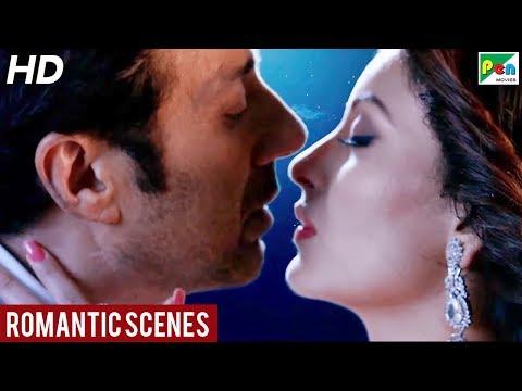 Sunny Deol & Urvashi Rautela Romantic Scene| Singh Saab The Great | Popular Hindi Movie