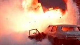 Теракты в Индонезии   Момент взрыва 18+