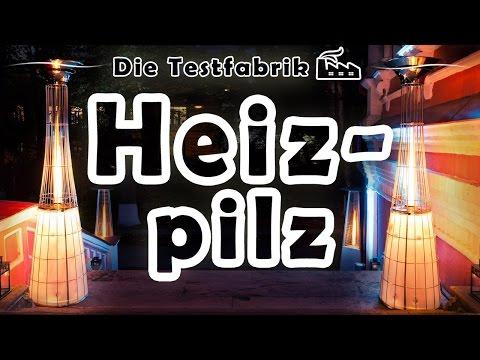 🔥 Heizpilz / Gasheizstrahler Test – 🏆 Top 3 Heizpilz / Gasheizstrahler im Test
