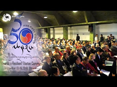 Five Fifty Forum towards a Resilient Tibetan Community begins in Dharamsala
