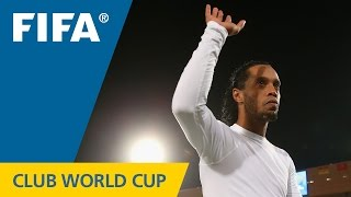 Awesome Ronaldinho goal can