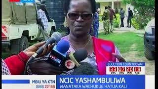 Viongozi wa Samburu wakashifu NCIC kwa kutumia fedha za tume hiyo kuandaa mikutano ya amani