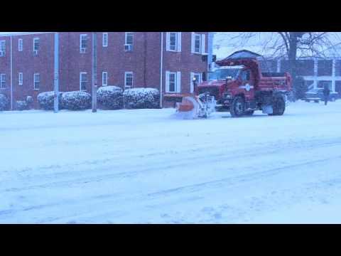 Video Winter Storm Hits Ashland KY
