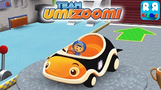 Team Umizoomi: Math Racer - Best Apps for Kids | Part 19 Ninja Car with Geo