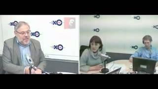 Сергей Алексашенко и судьба Российских либералов | Хазин на Эхо Москвы